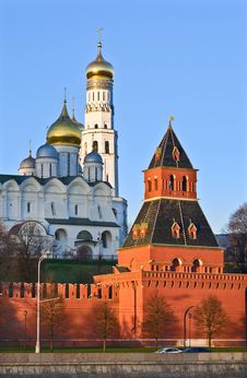 Free Moscow Kremlin Stock Photos - 36343883