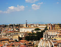 Free Rooftop View Of Rome Stock Images - 36352314