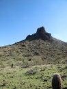 Free Arizona Desert Landscape Royalty Free Stock Image - 36355386