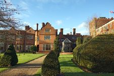 Hanbury Manor Royalty Free Stock Images