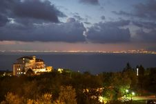 Free Vista Of Sorrento Italy Stock Photography - 36352802