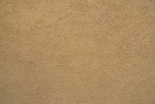 Brown Grunge Wal- Concrete Background. Stock Photography