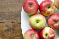 Free Red Apples Royalty Free Stock Images - 36356329