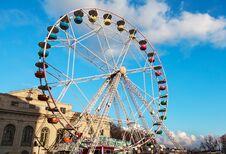 Free Carousel Royalty Free Stock Photos - 36356898