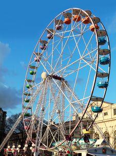 Free Carousel Royalty Free Stock Image - 36356906