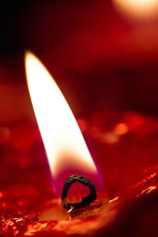 Free Candles Stock Images - 36360344