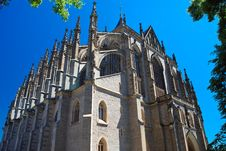 Free St. Barbaras Cathedral, Kutná Hora Royalty Free Stock Photography - 36361067