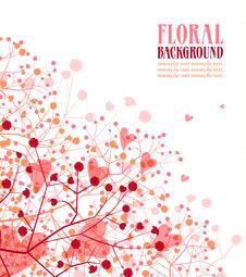 Free Floral Background Royalty Free Stock Image - 36364146