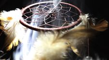 Free Smoke Filled Dreamcatcher Stock Images - 36370224
