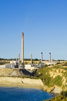 Free Power Station Royalty Free Stock Image - 36371046