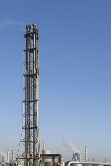 Free Gas Evacuation Installation Stock Photos - 36375823