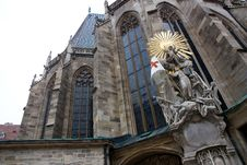 Free St. Stephen Church In Vienna Royalty Free Stock Images - 36380379