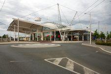 Free Bus Terminal Royalty Free Stock Photos - 36388598