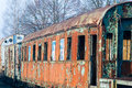 Free Old Railway Wagon Royalty Free Stock Images - 36393829