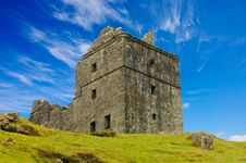 Free Carnasserie Castle Royalty Free Stock Photography - 36391967