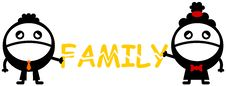 Free Family Can Brake Stock Images - 36397984