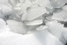 Free Cracked Ice Royalty Free Stock Image - 36398426