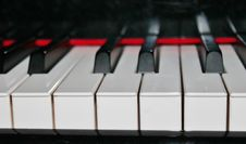 Free Piano Keys Stock Photo - 36398690