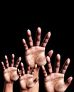 Free Reaching Out 2 Stock Image - 3641131
