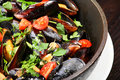 Free Mussel Stew Royalty Free Stock Photography - 3642967