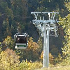Free Cableway Royalty Free Stock Images - 3641929