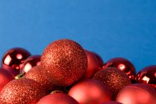 Free Red Globes Close-up Stock Image - 3642111