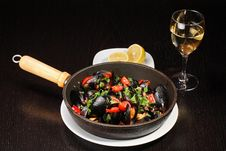 Free Mussel Stew Royalty Free Stock Image - 3642976