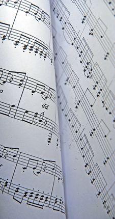 Free Music Royalty Free Stock Image - 3643416