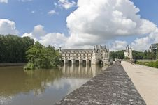 Free Chateau Chenonceau, France Royalty Free Stock Images - 3643439