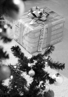 Free Christmas Present Stock Photos - 3643943