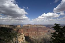 Free The Grand Canyon Royalty Free Stock Photo - 3643975