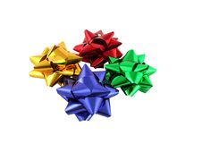 Free Christmas Bow Stock Photo - 3644060