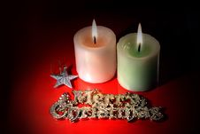 Free Christmas Decoration Stock Photos - 3644743