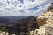 Free The Grand Canyon Royalty Free Stock Photos - 3645088