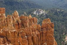 Free Bryce Canyon National Park, Utah Royalty Free Stock Photo - 3645315