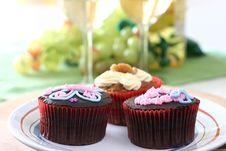 Free Cupcakes Stock Photo - 3645510