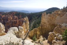 Free Bryce Canyon National Park, Utah Royalty Free Stock Image - 3645596