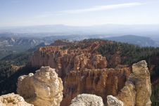 Free Bryce Canyon National Park, Utah Royalty Free Stock Photo - 3645615