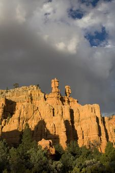 Free Zion National Park Royalty Free Stock Images - 3645779