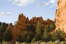 Free Zion National Park Stock Images - 3645794