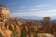 Free Bryce Canyon National Park, Utah Royalty Free Stock Photo - 3645855