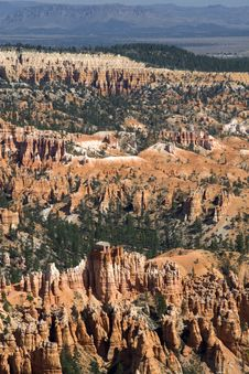 Free Bryce Canyon National Park, Utah Royalty Free Stock Images - 3645859