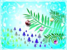 Free Christmas Background Stock Image - 3646341