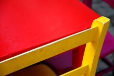 Free Red Chair Stock Image - 3647301