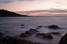 Free Anse De Brick Bay In Normandy (Grance) Stock Photography - 3647432