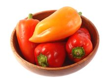 Free Color Peppers Stock Images - 3647704