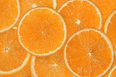 Free Oranges. Stock Images - 3647994