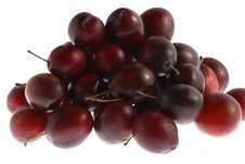 Free Heap Of Plums Royalty Free Stock Photos - 3648008