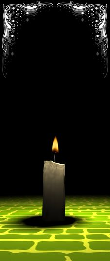 Free Candle Light Stock Images - 3648924