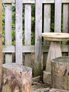 Free Corner Of A Garden Stock Image - 3649941